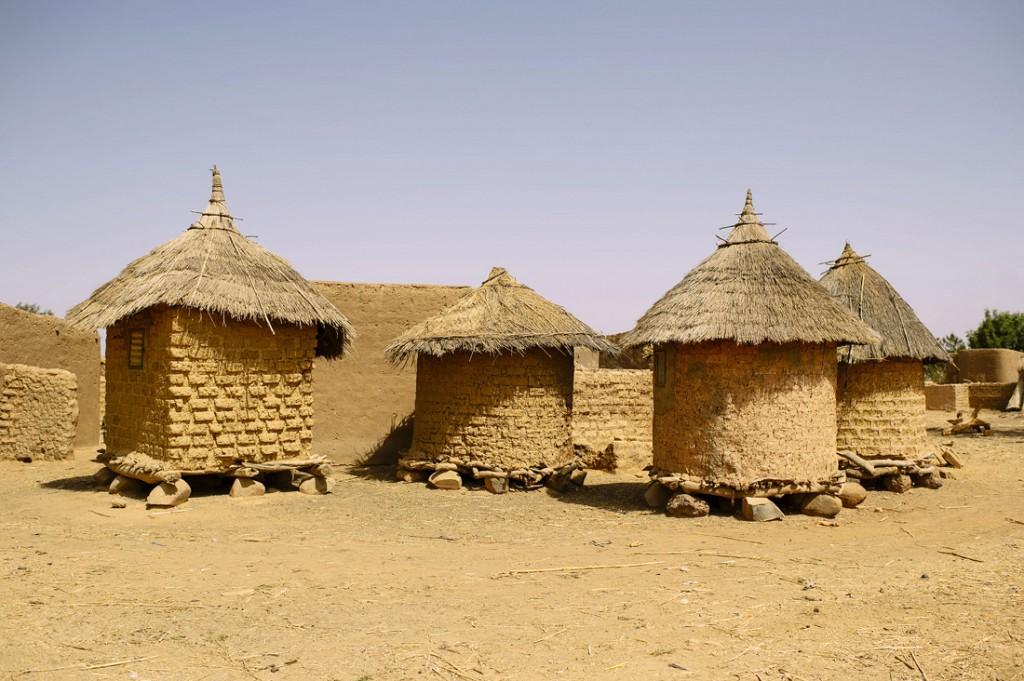 Burkina Faso - Africa vernacular architecture