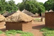 Burkina Faso vernacular architecture