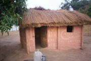 Central African Republic vernacular architecture