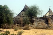 Chad vernacular architecture