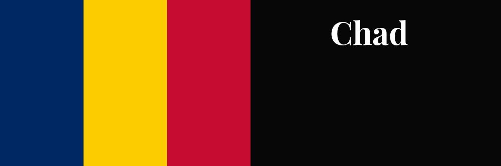 Chad flag banner1