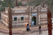 Egypt vernacular architecture