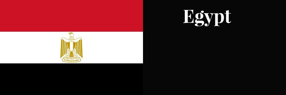 Egypt flag baner1