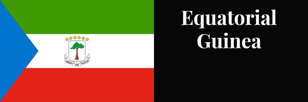 Equatorial Guinea flag banner1