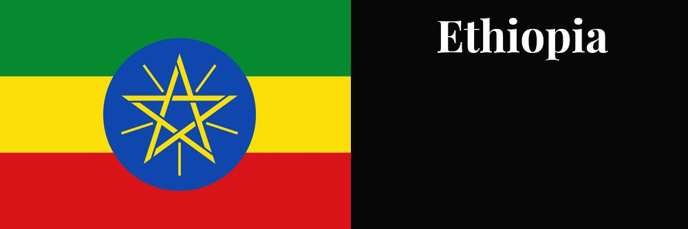 Ethiopia flag banner1