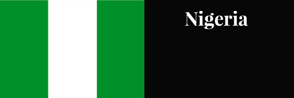 Nigeria flag banner1