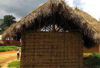 Sierra Leonne vernacular architecture