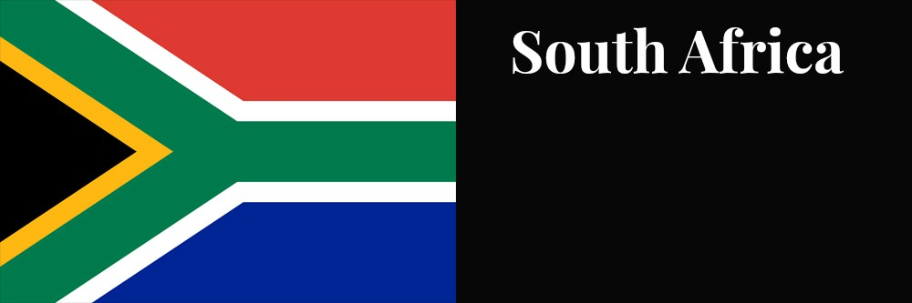 South Africa flag banner1