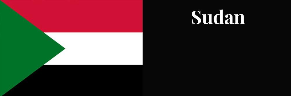 Sudan flag banner1