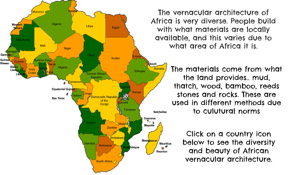 africa map color1