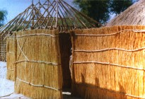 Zambia vernacular architecture