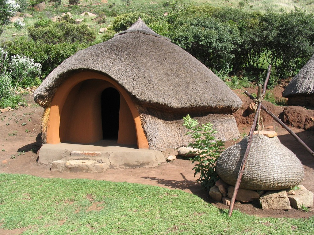 South Africa Africa Vernacular Architecture