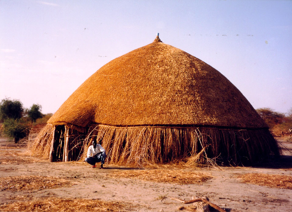 South Sudan - Africa vernacular architecture